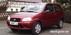 Ignis (FH) 2000 - 2005