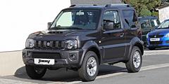 Jimny (FJ/Facelift) 2012 - 2018