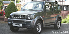 Jimny (FJ/Facelift) 2005 - 2012