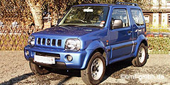 Jimny (FJ) 1998 - 2005