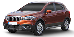 SX4 S-Cross (JY/Facelift) 2016