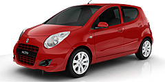 Suzuki Alto (GF) 2009 - 2013 1.0