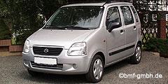 Wagon R (MM) 2000 - 2003
