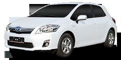 Auris Hybrid (E15J, E15UT/Facelift) 2010 - 2013