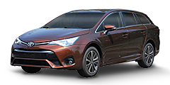 Avensis StationWagon (T27/Facelift) 2015