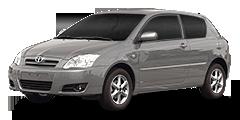 Corolla (E12/Facelift) 2004 - 2007