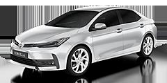 Corolla (E15EJ(a)/Facelift) 2016