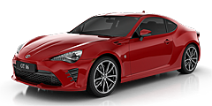 GT 86 (ZN/Facelift) 2016
