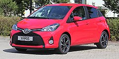 Yaris (XP13M(a)/Facelift) 2014 - 2017