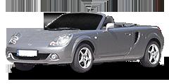MR2 (W3/Facelift) 2003 - 2005