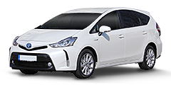 Prius Plus (HW3/HW4/Facelift) 2015