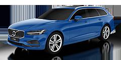 Volvo V90 (P) 2016 - 2020 2.0 D4 AWD