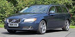 V70 (B/Facelift) 2011 - 2013