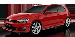Golf GTI/GTD (AU) 2013 - 2017