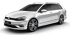 Golf Variant (AUV/Facelift) 2017