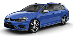 Golf R Variant (AUV/Facelift) 2017