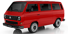T3 Campingwagen (255) 1979 - 1992