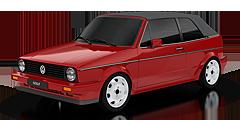 Golf Convertible (155) 1979 - 1993