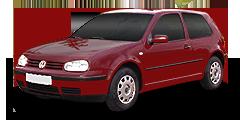 Golf (1J) 1997 - 2003