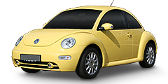 Beetle (9C/Facelift) 2005 - 2011