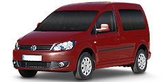 Caddy (2K, 2KN/Facelift) 2010 - 2015