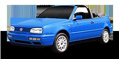 Golf Convertible (1E, 1EX0) 1993 - 1998