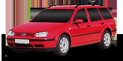 Golf Variant (1J) 1999 - 2006