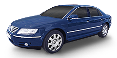 Phaeton (3D/Facelift) 2007 - 2010