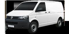 T5 Transporter (7HC/7HM/Facelift) 2009 - 2015