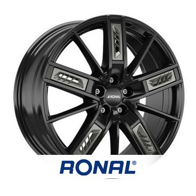 Ronal R67 Grey Left 8.5x20 ET50 5x108 76