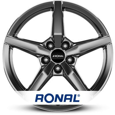 Ronal R69 8x18 ET40 5x112 76 H2