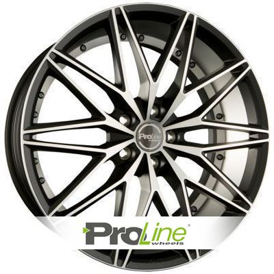 alloy wheels proline pxe n 209. Black Bedroom Furniture Sets. Home Design Ideas