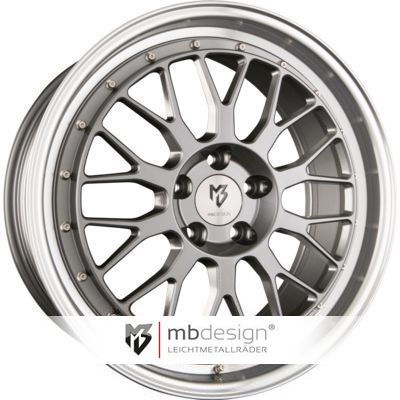 MB Design LV1 8.5x19 ET42 5x120 72.55