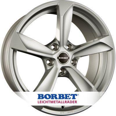 Borbet S 10x22 ET40 5x120 74.1