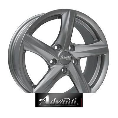 Advanti Racing NEPA Dark 7.5x17 ET40 5x115 70.2