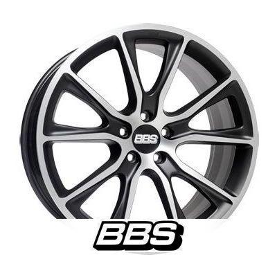 BBS SV 9x20 ET40 5x114.3 82