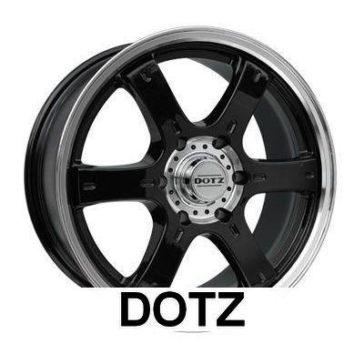 Dotz Crunch 8x18 ET35 6x139.7 67.1