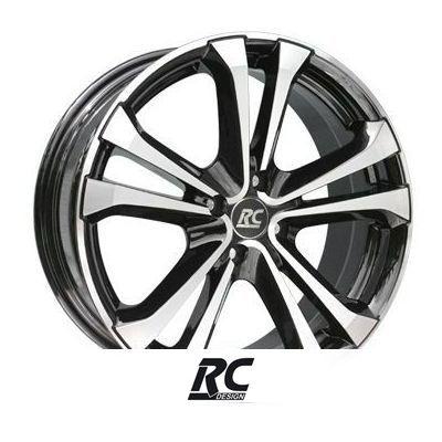 RC-Design RC 17 8.5x20 ET49 5x108 72.6