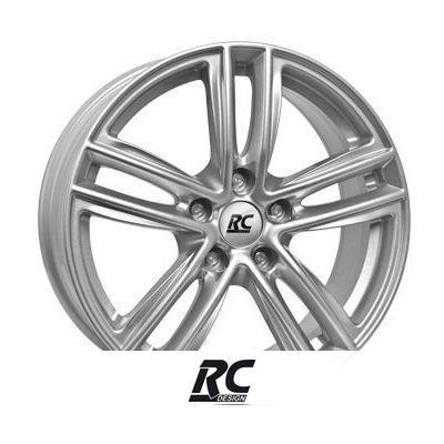 RC-Design RC 27 7x17 ET50 5x114.3 67.1