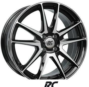 RC-Design RC 22 6.5x16 ET25 4x108 65.1