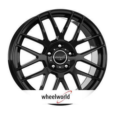 Wheelworld WH26 8x18 ET35 4x100 63.4