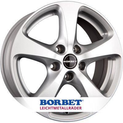 Borbet CC 8x17 ET34 5x120 72.5
