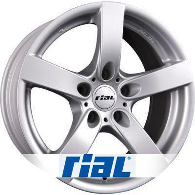 Rial Salerno 8x17 ET20 5x120 76.1