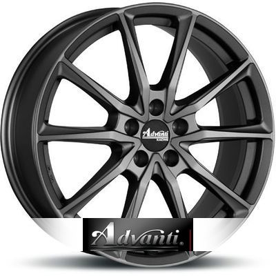 Advanti Racing Centurio Dark 8.5x19 ET35 5x120 72.6