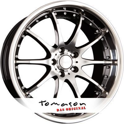 Tomason TN8 8.5x19 ET45 5x112 72.6