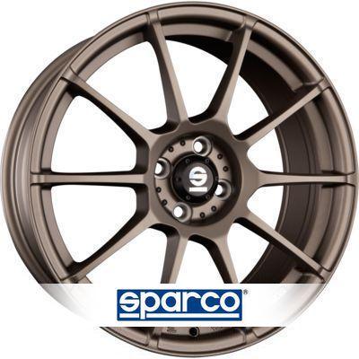 Sparco Assetto Gara 8.5x20 ET45 5x112 73.1