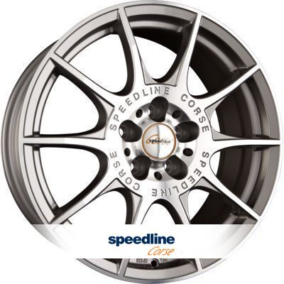 Speedline SL2 Marmora 9.5x20 ET40 5x114.3 82