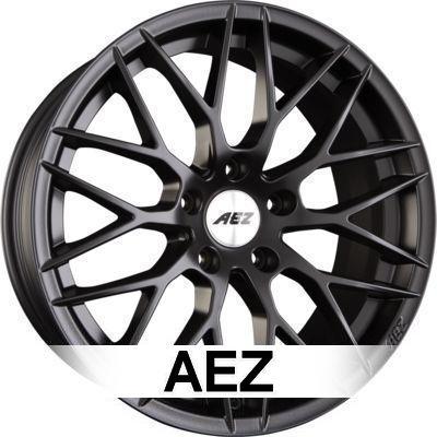 AEZ Antigua Dark 9.5x19 ET40 5x120 72.6 EH2+