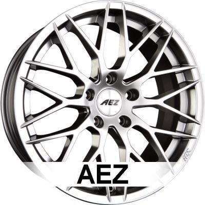 AEZ Antigua 9.5x19 ET28 5x120 72.6