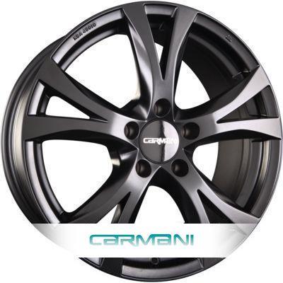 Carmani 9 Compete 7.5x17 ET47 5x112 66.6